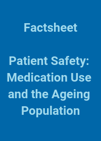 Resource cover - Patient Safety - Ageing Popn