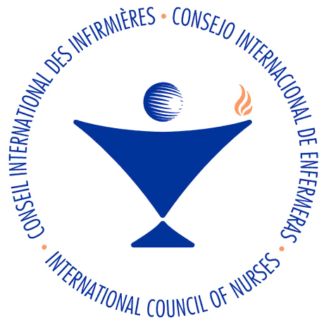 International Council of Nurses logo
